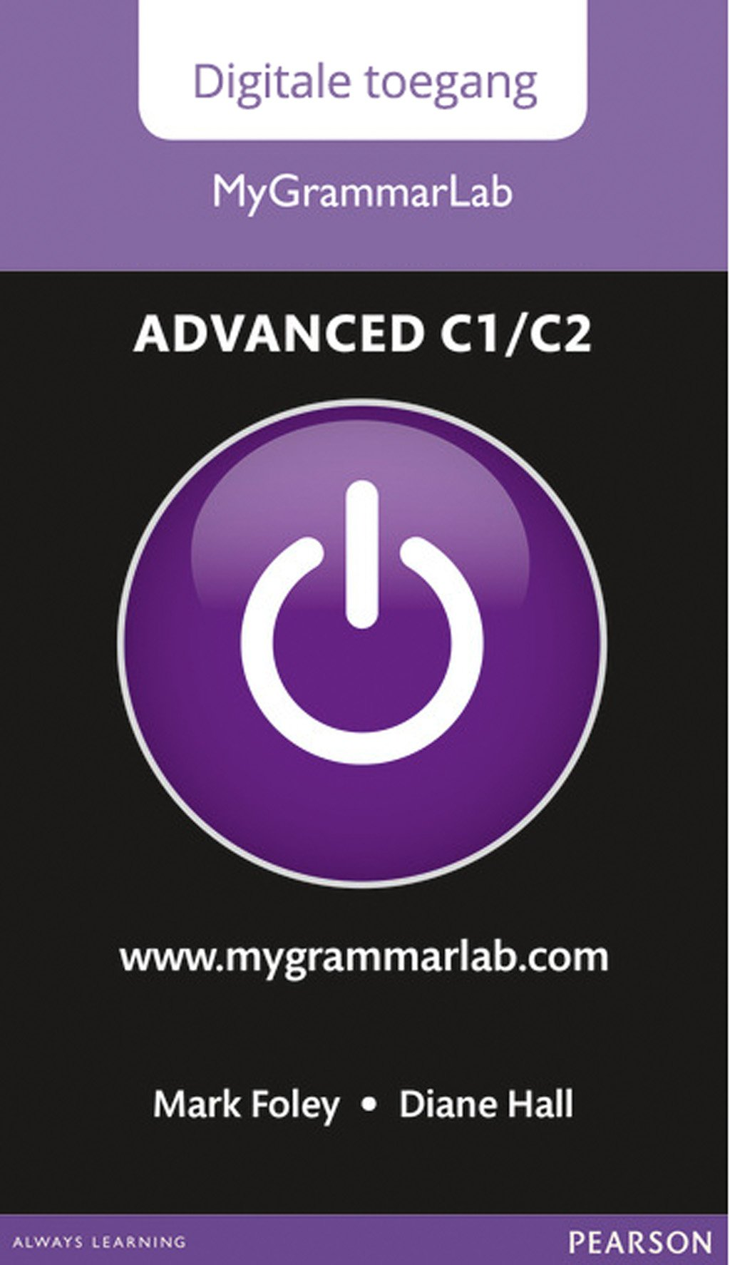 MyGrammarLab Advanced