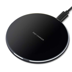 Wireless Fast Charging Pad for IPhone or Galaxy