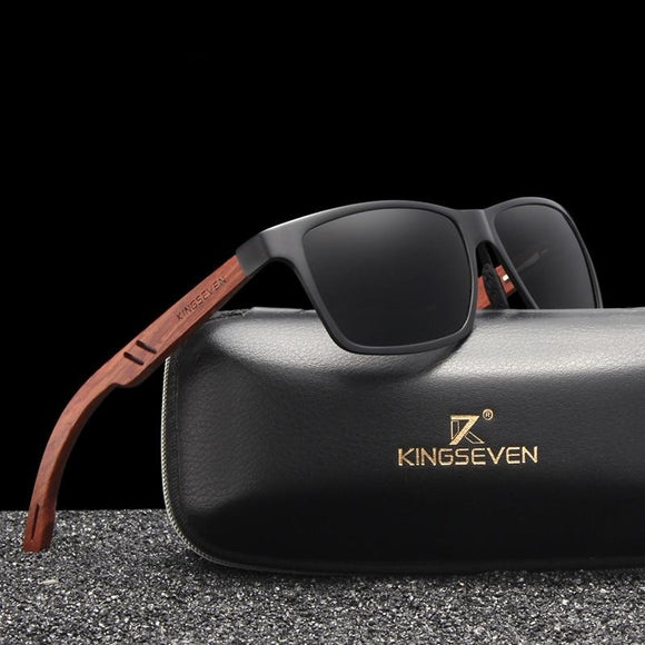 KINGSEVEN Polarized Driving Sunglasses with UV Protection