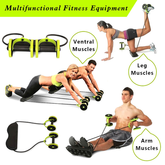 Comprehensive Fitness Exercise Equipment