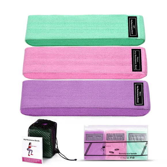 Unisex Exercise and Workout Bands