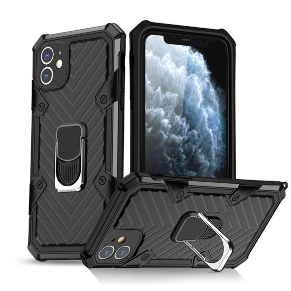 Shockproof Armor Phone Case for all Sizes of IPhones.
