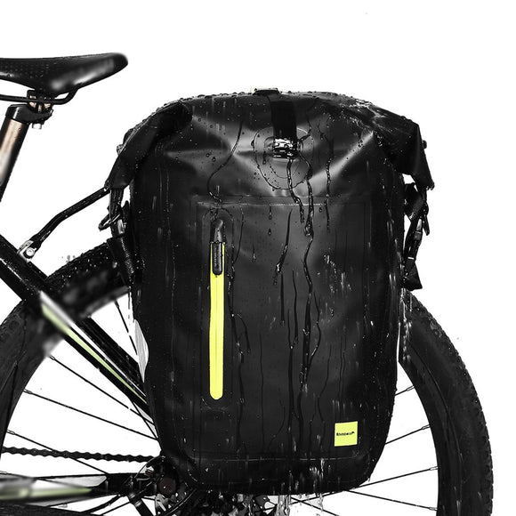 Waterproof Sports Bicycle Pack or Camo Trunk