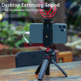 ulanzi Mini Extendable camera Desktop mobile Tripod for phone accessories monopod Handheld Photography Bracket Stand trepied