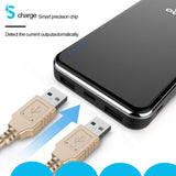 Ultra Slim Dual USB Ports Portable External Battery and Fast Charging Charger Power Bank