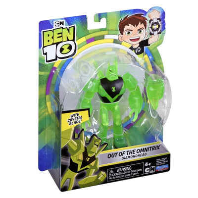 BEN10 OUT OF THE OMNITRIX DIAMANTE