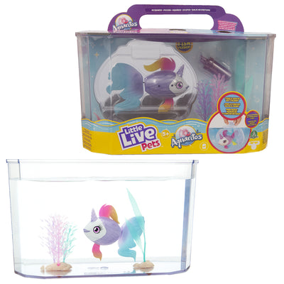 LITTLE LIVE PETS  ACQUARITOS ACQUARIO