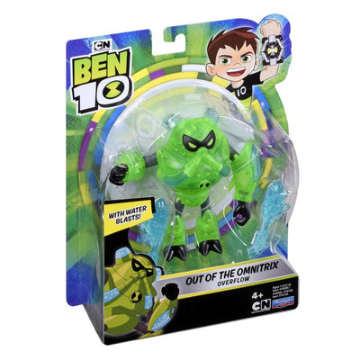 BEN10 OUT OF THE OMNITRIX  ACQUASPRUZZO
