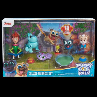 PUPPY DOG PALS SET 6 PERSONAGGI