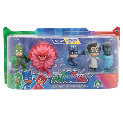 PJMASKS SET 5 PERSONAGGI POWER-UP