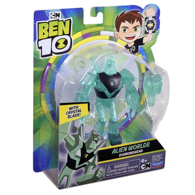 BEN10 ALIEN WORLDS DIAMANTE