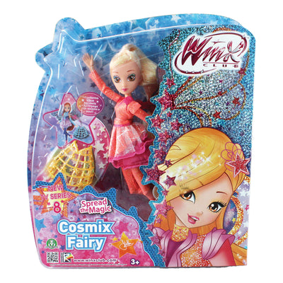 WINX MAGIC COSMIX FAIRY STELLA