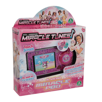 MIRACLE TUNES MIRACLE POD