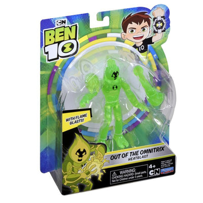 BEN10 OUT OF THE OMNITRIX INFERNO