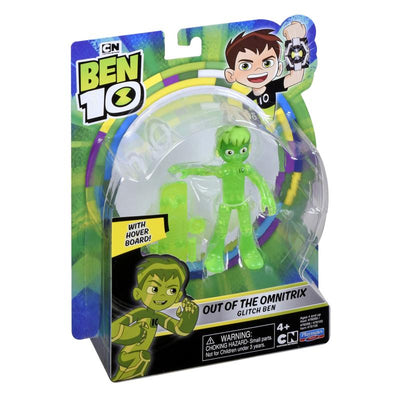 BEN10 OUT OF THE OMNITRIX GLITCH BEN