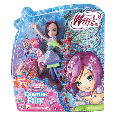 WINX MAGIC COSMIX FAIRY TECNA