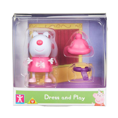 PEPPA PIG Personaggio con accessorio Suzy