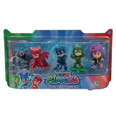 PJMASKS SET 5 PERSONAGGI