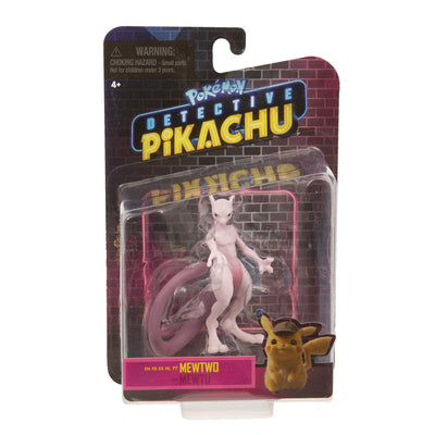 POKEMON  DETECTIVE MEW TWO 7cm