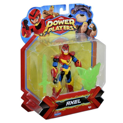 POWER PLAYERS AXEL