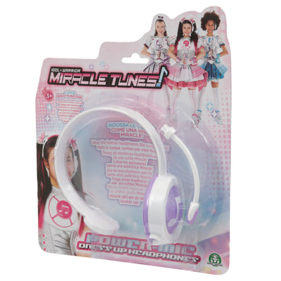MIRACLE TUNES CUFFIE ROLE PLAY VIOLA/EMILY
