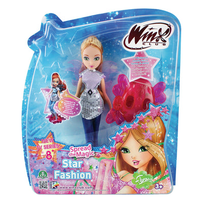 WINX MAGIC STAR FASHION FLORA