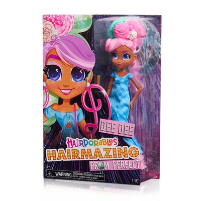 HAIRDORABLES HAIRMAZING DEEDEEE