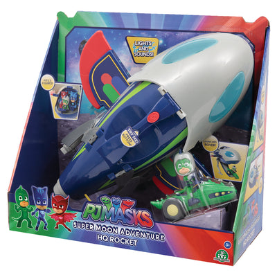 PJMASKS QUARTIER GENERALE MOON