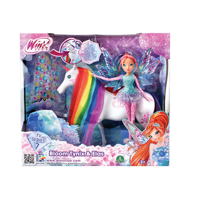 WINX BLOOM TYNIX & ELAS