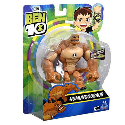 BEN10 OUT OF THE OMNITRIX OMOSAURO