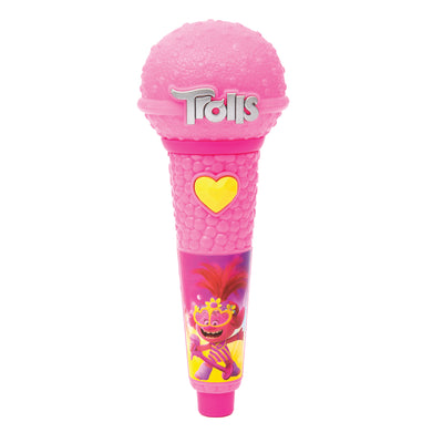 TROLLS WORLD TOUR MICROFONO CON MUSICA