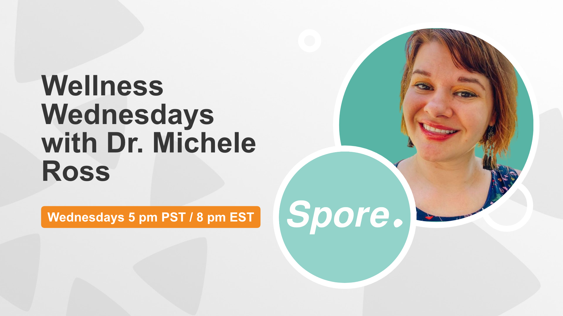 Dr. Michele Ross, Director of Education at Spore Life Sciences, talks ways to boost energy naturally