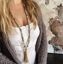 Load image into Gallery viewer, Hand crafted Statement necklace