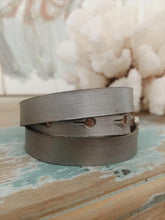 Load image into Gallery viewer, Handmade Leather Wrap Bracelets
