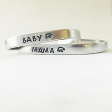 Load image into Gallery viewer, mama bear bracelet
