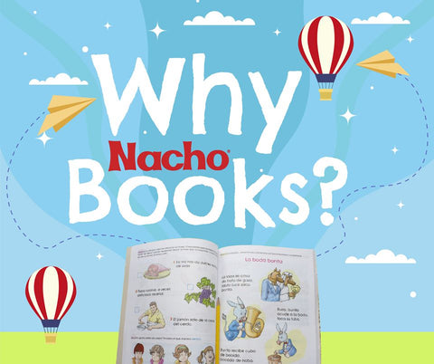 Learning Spanish Cultural Bytes Nacho Books