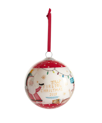 My 1st Christmas Bauble