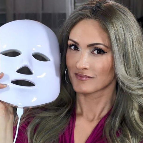 Derma LED Therapy Facial Mask