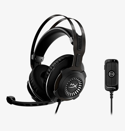 HyperX Cloud Revolver Gaming Headset + 7.1 Surround Sound