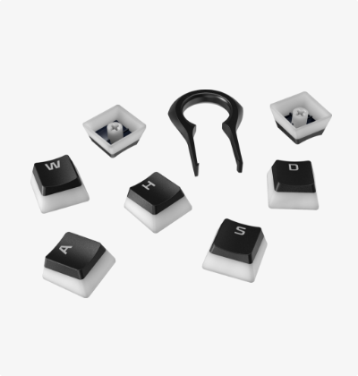 HyperX Pudding Keycaps (PBT) Full Key Set
