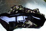 GRAPPLE TECH 2.0 PERFORMANCE SHORT / POLY CAMO
