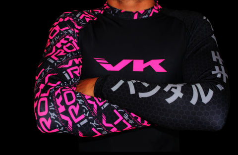 GROUND WORK RASHGUARD