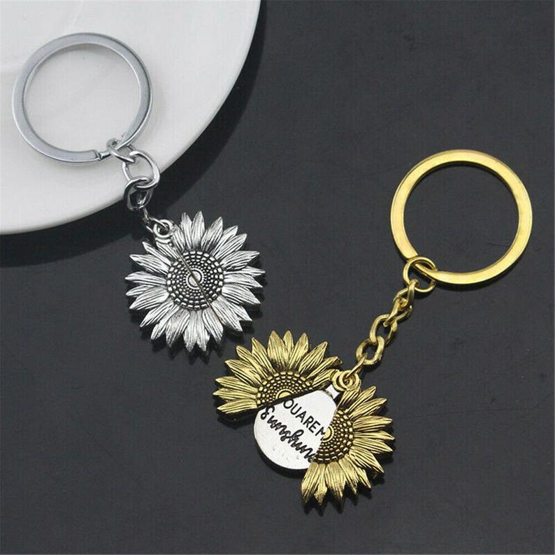 """My Sunshine"" Keyring"