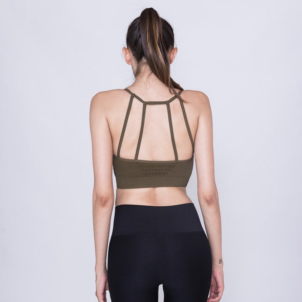 Core Backless Sports Bra