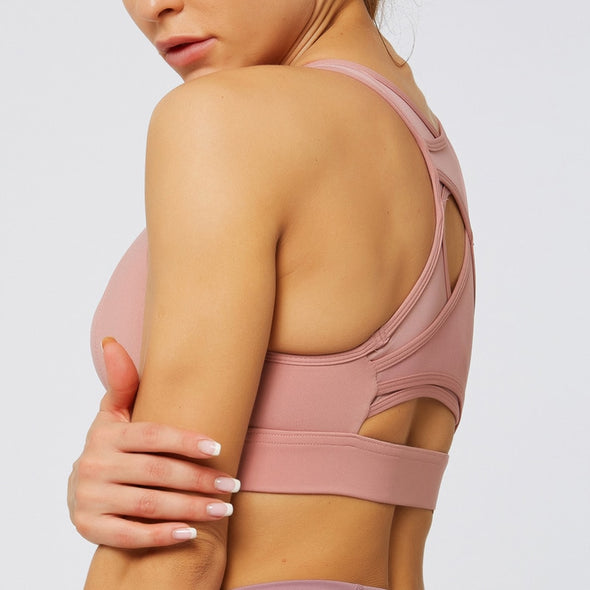 Central Force Sports Bra