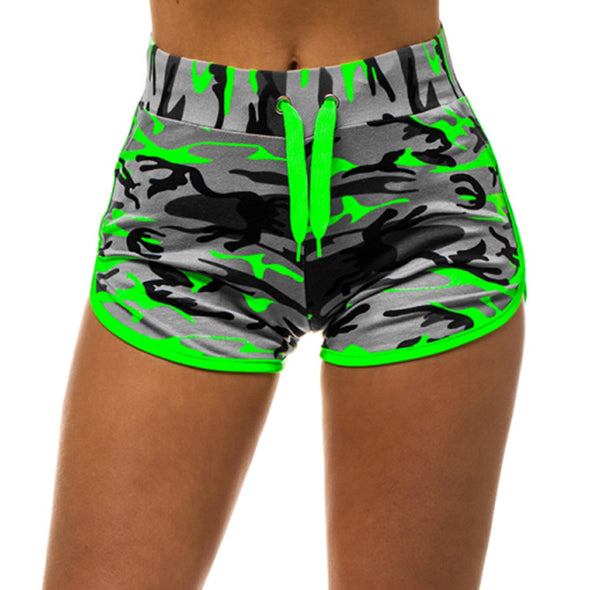 Lucidity Camo Shorts