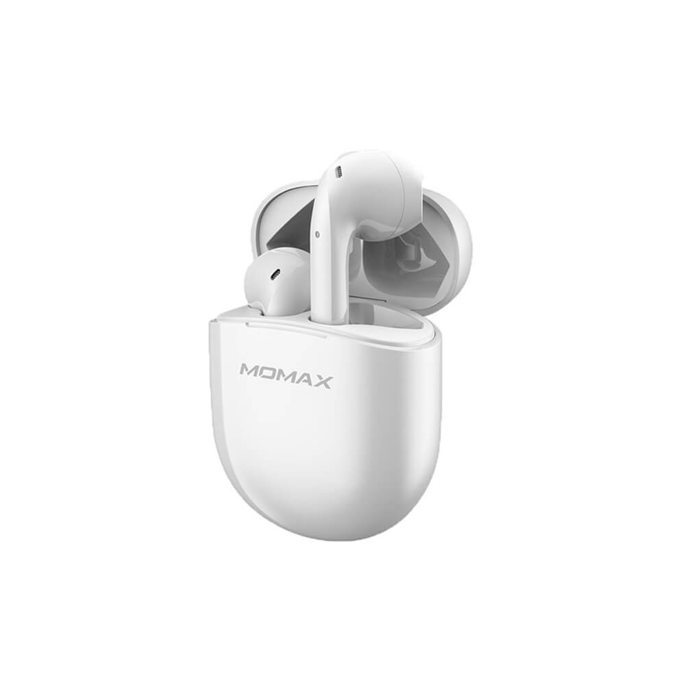 Wireless earphone, advanced release - Mumax - classy white