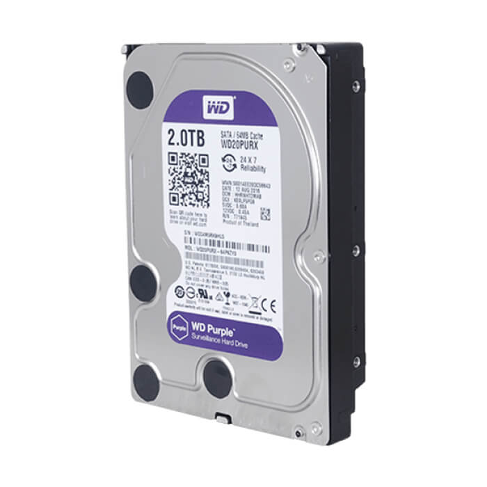 Hard Disk 2 TB HDD Data Storage