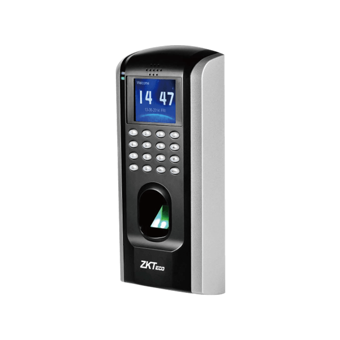 Fingerprint Attendance Device - Login ZK