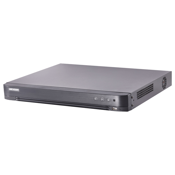 DVR device supported up to 4 megapixel (4 input)